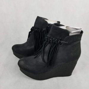 Sbicca Women's Zepp Boots Black 10M